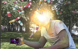 Vitamin Water | Head Explosion
